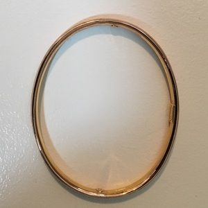 Ippolita rose gold bangle